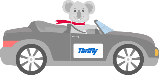 Thrifty Car Rental Hobart