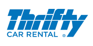 Thrifty car rental supplier logo